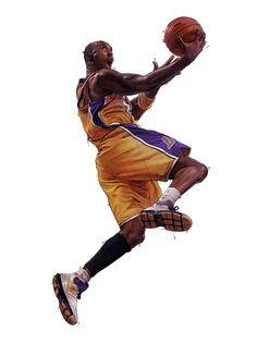Kobe Bryant... The Black Mamba...