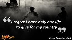 These 11 Indian Army Quotes will Definitely fill your heart with pride - Life 'N' Lesson Army Love Quotes, Pak Army Quotes, Indian Army Quotes, War Quotes, Military Quotes, Military Humor, Life Quotes, Military Weapons, Wisdom Quotes