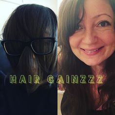 Serious hair gainz in the Joylifts house this year!  . . How far will it go? Nobody knows