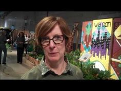 An interview with Maribeth Brewer of the Peterson Garden Project at the Chicago Flower & Garden Show.