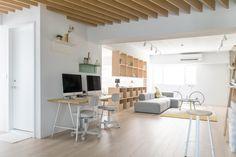 空間設計與裝潢 - [ 舊屋翻新 ] 把空間留給單品的極簡風格! - 居家討論區 - Mobile01
