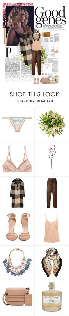 """Zara & Valentino"" by solespejismo ❤ liked on Polyvore featuring Mimi Holliday by Damaris, Rituel by Carine Gilson, Crate and Barrel, Zara, Federica Tosi, Stuart Weitzman, The Row, Mawi, A Peace Treaty and Valentino"