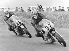 Mike Hailwood & Phil Reid