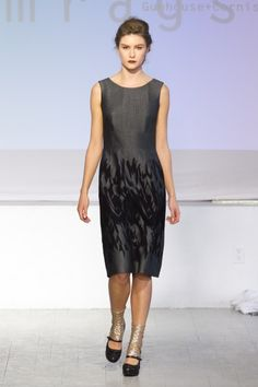 Toronto Fashion Week: Comrags Fall 2013 / Photo by Sarjoun Faour/George Pimentel Photography