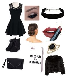 """""""Untitled #19"""" by bvb-aubrey on Polyvore featuring Missguided, Fiebiger, Blue Nile and Alice + Olivia"""