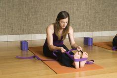 Yoga Poses for Hamstrings: Seated Forward Bend -Paschimottanasana