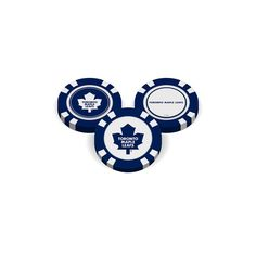 Toronto Maple Leafs Golf Chip with Marker