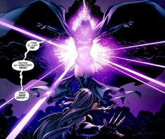 Raven battles the forces of evil alongside her adoptive family, the Teen Titans while trying to control her baser, antagonistic instincts she inherited from her demonic father, Trigon. Comic Book Characters, Comic Character, Comic Books, Comic Art, Dc Comics Women, Marvel Dc Comics, Gi Joe, Dc Universe Online, Raven Beast Boy