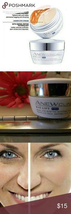 Anew clinical eye lift pro dual eye system Anew clinical eye lift pro dual eye system Avon Makeup