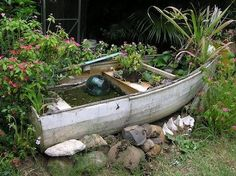 Old Boat Reuse Ideas That You Will Have To See