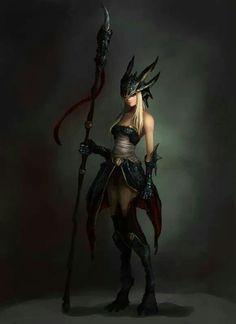 Toda una guerrera!