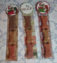 Christmas Craft Show, Christmas Gift Bags, Christmas Animals, Christmas Dog, Dog Crafts, Animal Crafts, Holiday Crafts, Crafts To Make, Holiday Ideas