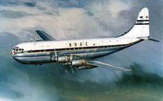 BOAC Boeing Stratocruiser