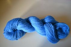 Hand Dyed Superwash Bluefaced Leicester/Bamboo by KookaburraYarns, $29.50 #pcfteam