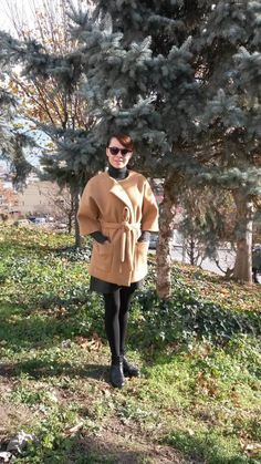 Palton lung Monsari Winter Jackets, Autumn, Coat, Collection, Fashion, Sewing Coat, Moda, Winter Vest Outfits, Fall