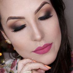 natal 2 Unique Makeup, Gorgeous Makeup, Natural Makeup, Cheek Makeup, Smokey Eye Makeup, Hair Makeup, Makeup Inspo, Makeup Inspiration, Makeup Tips