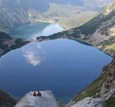 Sea Eye & Black Pond, Tatry Mountain, Poland