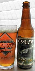 4/20 seems like a good day to have an Icky IPA from Great Basin.