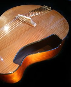 Custom Guitars, Artisan, Arch, Rock Stars, Blues, Design, Guitars, Bridges, Instruments