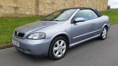 VAUXHALL ASTRA BERTONE CONVERTIBLE VERY LOW MILEAGE FULL SERVICE HISTORY AND MOT | Leeds, West Yorkshire | Gumtree