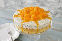 Mandarinen Quarktorte – fruchtig & frisch