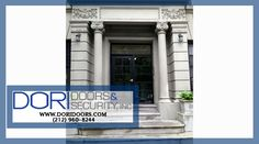 Dori Doors Security, INC. provide full service design, installation & repair. www.doridoors.com #DoriDoors #NYCDoors #Doors #DoorInstallation