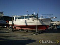 34' Fred Fleming Boat Design, Wooden Boats, Yachts, Ships, Wood Boats, Boats, Ship