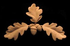 Image detail for -center style oak leaf and acorn onlay click any image to view larger Oak Leaves, Autumn Leaves, Upholstery Tacks, Fireplace Mantels, Fireplace Ideas, Moldings And Trim, Wood Detail, Mountain Man, Furniture Legs