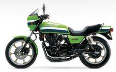 Kawasaki GPZ1100  - One of my dream bikes.