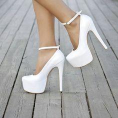 (notitle) - Heels and Fancy Flats - (notitle) - Heels and Fancy Flats High Heels Outfit, Cute Shoes Heels, Cute High Heels, Very High Heels, Fancy Shoes, Dress And Heels, High Heel Boots, Pumps Heels, Stiletto Heels