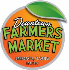 Sarasota Downtown Farmers' Market, Sarasota, Florida. The Downtown Sarasota Farmers' Market has been a downtown mainstay for over 30 years. The year-round, Sat.morning market is a potpourri of fresh produce, food, flowers & plants, fine artisanship, friends & fun. It has become a community happening - a gathering place for people to bring families, friends & even dogs to peruse the displays of garden-fresh produce & unique craft products.   Hours: 7 a.m. - Noon Location: Lemon Ave & Main St.