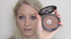 Quick Soft Brown Smokey Eye Make-up Tutorial