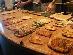 Trilussa Pizza & Pane - Vancouver, BC
