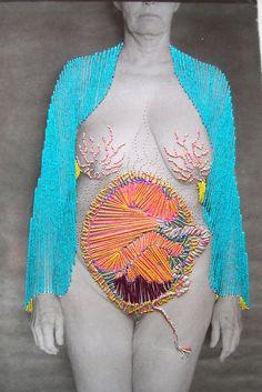 Pinky M. M. Bass- Contemplating My Internal Organs (2002-2007)