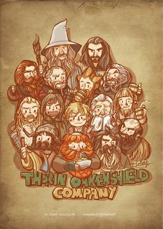 You shall not pass a single day without me telling you you are my ilustrao cia thorin escudo de carvalho eu compraria blog ccuart Images