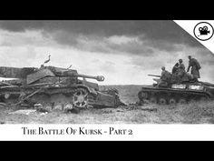 Battlefield - The Battle Of Kursk - Part 2 - YouTube Battlefield Series, World War Two, Documentaries, History, Youtube, World War Ii, Historia, Wwii, Youtubers