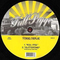 TODD TERJE - Kul I Pul, 2014