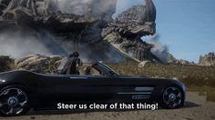 As 5 coisas que mais curtimos em Final Fantasy XV