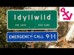 This is the second part of our day out from Palm Desert to Idyllwild in California. It shows you the drive from Lake Hemet to Idyllwild.