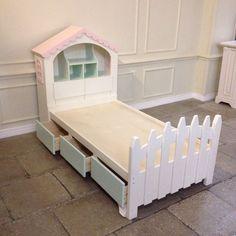 Купить Кровать-домик - кровать домик, кроватка - домик, кровать в форме домика, кровать для девочки