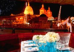 Velero Phantom Bahia de Cartagena Colombia - Fiesta de Fin de Año 2014 - 2015 Phantom Sailboat - Bay of Cartagena Colombia - New Year Party 2014 - 2015 - Cell Whatsapp (57) 3205720562