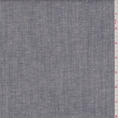 Sterling Pewter Grey Denim - 31995 - Discount Fabrics