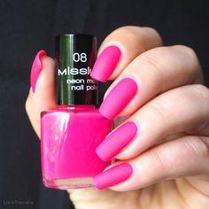 swatch Misslyn fluorescent paint • neon matte Collection