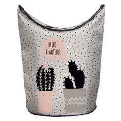 Butter Kings - Cactus Love on eboutic Hello Beautiful, Butter, Reusable Tote Bags, Decoration, Laundry Room, Cactus, Design, Fashion Styles, Decor