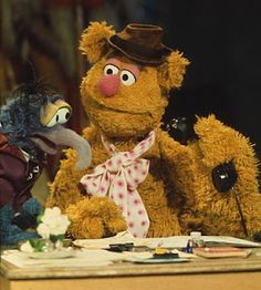 Gonzo & Fozzie - The Muppet Show Glad they are Disney Characters Now