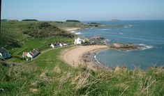 Canty Bay, East Lothian, Scotland  Photo by Keith Burns.