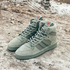 Restock: Fat Tiger Workshop x adidas Rivalry Hi Legacy Green Stan Smith, Fat Tiger, Streetwear, Sport, Cool, Yeezy, Adidas Sneakers, Kicks, Workshop