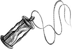 next tattoo - illustration from Harry Potter (timeturner) - going on the inside of my left upper arm.
