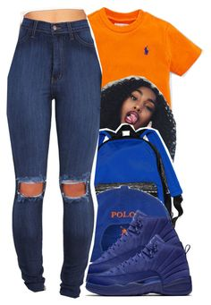 """""""#409"""" by chrissyworld14 ❤ liked on Polyvore featuring Polo Ralph Lauren"""