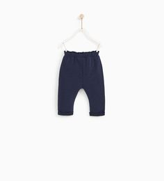 Baby & Toddler Clothing Efficient Zara Baby White Combats 9-12 Months Clothing, Shoes & Accessories